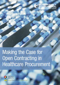 Making the Case for Open Contracting in Healthcare Procurement PDF